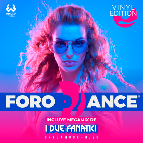 Forodance compilation vinyl edition